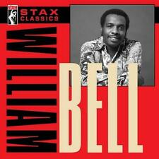 WILLIAM BELL Stax Classics NEW & SEALED CLASSIC SOUL R&B CD (Concord) 60s 70s