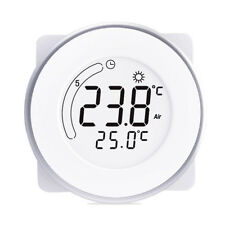 Smart LCD Touch Screen Electric Heating Thermostat With Controller