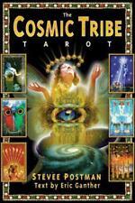 The Cosmic Tribe Tarot por Ganther,Eric ,Cartero,Stevee Tarjetas Libro 97808928