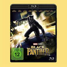 ••••• Black Panther (Chadwick Boseman) (Blu-ray) - Marvel -☻