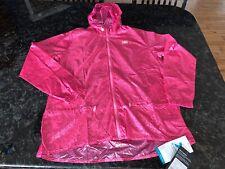 NWT Helly Hansen Aspire Jacket Woman's XL Running Jacket Sparkling Pink