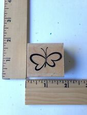 Hero Arts Rubber Stamp - Butterfly - B4928