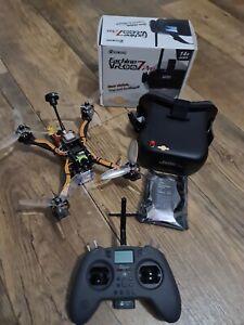Diatone GT-M540 6S FPV Racing Quad Drone +Jumper T-Lite &ELRS Module+ FPV Goggle