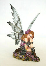 bezaubernde Elfe Fantasy Figur Heather 15 cm Fee Deko Märchen