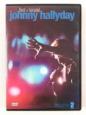 Johnny Hallyday : Best Of Karaoké - Vol Volume 2 DVD