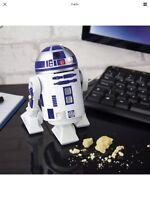 Star Wars R2 D2 Desktop Droid USB Desk Vacuum Cleaner Hoover Novelty Gift