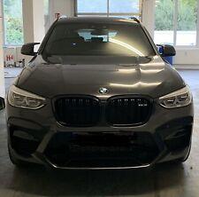 BMW X3M X4M Competition G01/F97 Ziergitter Vorne Schwarze Nieren G02 Nagelneu M