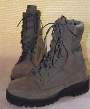 Women's Belleville F600ST Steel Toe Boots Size 7R