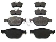 FORD FIESTA ST150 2004-2009 MINTEX FRONT AND REAR BRAKE DISC PADS FULL SET NEW