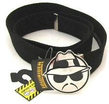 Lowrider Car Magazine Black Adjustable Belt With Chrome Buckle New Official Sale