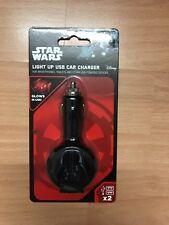 Star Wars Darth Vader In Car USB Charger Black