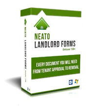 Neato Landlord Forms Deluxe 130+  FREE SHIPPING