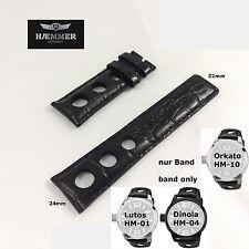 HAEMMER Mechanica Watch Band Spare Lutos HM-01 - Dinola HM-04 - orkato HM-10