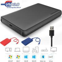 2.5 inch SATA to USB 3.0 Type-C External HDD Case Hard Disk Drive Enclosure Box
