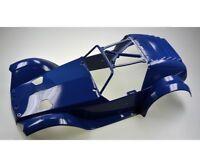 Tamiya 319335576 - Holiday Buggy Karosserie Blau 58470 - Neu
