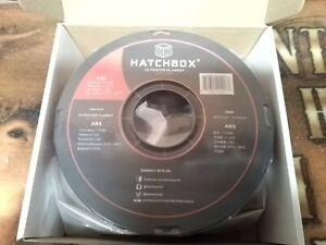 HATCHBOX ABS 3D Printer Filament - White (3D ABS-1KG1.75-WHT)