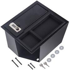 Center Console Safe Gun Storage W/ Tray For Toyota Tundra 2014-2020 0001634174