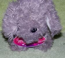 "My Life Pet as Gray POODLE Puppy 6.5""L Plush for 18""Dolls NWT"
