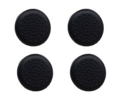 4 X Black Silicone Thumb Stick Grip Cover Caps For Sony PS4 Analog Controller