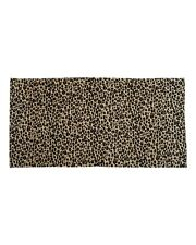 3060A  Carmel Towel Company Animal Print Velour Beach Towel