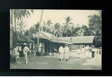 1910 Netherlands Indies RPPC postcard Cover Batavia