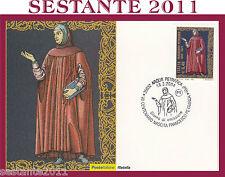 ITALIA MAXIMUM MAXI CARD 2004 FRANCESCO PETRARCA VII CENTENARIO NASCITA  A100