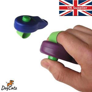Dog Puppy Clickers, FREE UK Delivery, Pet Obedience Training, Puppies