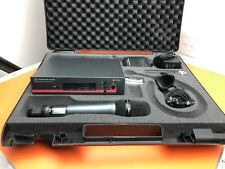 Sennheiser EW100 G3 GB Radio Mic Kit 606-648 Ch38