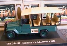 TOYOTA BJ SOUTH AFRICA SAFARI PARK 1970 1/43 IXO ALTAYA