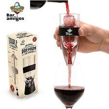Barra Amigos ® patentado Aireador De Vino Tinto de aireación airator Oxigenador Sabor Enhancer