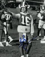MATT DUNIGAN SIGNED 8X10 PHOTO EXACT PROOF COA AUTOGRAPHED ARGONAUTS CFL