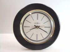 Vintage Howard Miller Desk,Mantel,Shelf Quartz Clock New & Unused 622-894