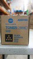 Genuine Konica Minolta Bizhub C458 C558 Black Toner TN514K A9E8190 New See Pics