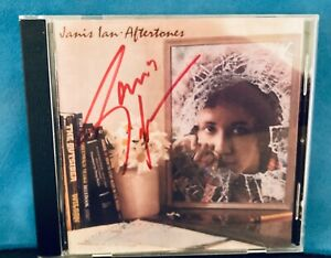 Janis Ian: Aftertones, signed CD