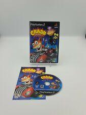 Crash: Tag Team Racing Sony PlayStation 2, 2005 PS2 CIB