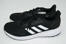 New Adidas Men's Duramo 9 Running Shoes Sneakers Black Size 10.5 BB7066