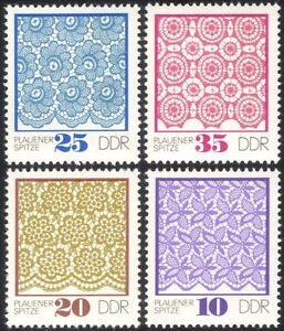 Germany 1974 Lace-making/Crafts/Textiles/Design/Business/Commerce 4v set n44576