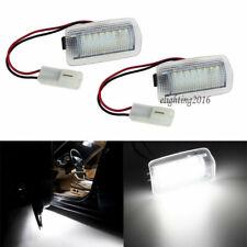 2Pcs White LED Step Courtesy Door Light for Lexus 2007-2018 IS250/ES350/RX350