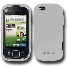 AMZER Silicone Skin Jelly Case for Motorola CLIQ XT MB501 - Lilly White