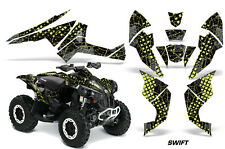 CanAm Renegade500/800/1000 AMR Racing Graphic Kit Wrap Quad Decal ATV All SWFT G