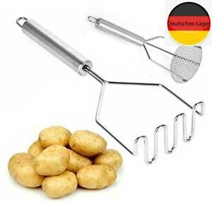 Edelstahl Kartoffelstampfer Praktische Küchenhelfer Kartoffel