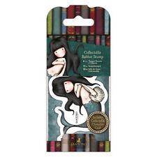 Gorjuss Mini Collectable Stamp #31 Awashed Mermaid