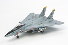 Tamiya 60782 1/72 Aircraft Fighter Model Kit U.S Grumman F-14A Tomcat Fighter