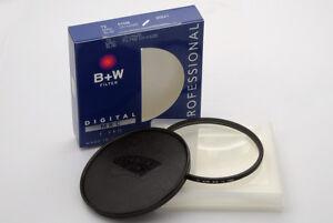 B&W 72mm, 010M UV-Filter Slim MRC Digital F-Pro # 26941 #3