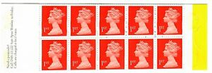 Great Britain United Kingdom Royal Mail 10x1st class NV Booklet Olympics MINT