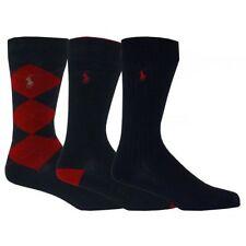 Ralph Lauren Argyle, Diamond Socks for Men