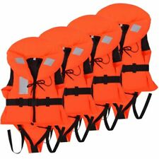 vidaXL 4x Children's Buoyancy Aids 100N 10-20kg Kids Swimming Life Jacket