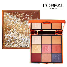 [LOREAL PARIS] Paris Electric Nights 9 Shades Eyeshadow Palette 17g LIMITED NEW