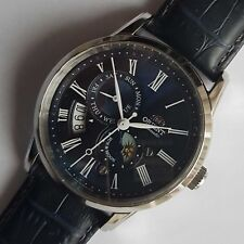 Automatic watch. ORIENT FAK00005D0. SUN AND MOON III. Sapphire. 5 ATM. New!