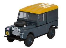 Royal Air Force Raf Land Rover Oo 1:76 Oxford Die-cast 76Lan188021